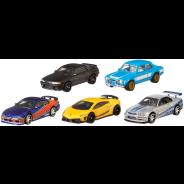 Hot Wheels HW Fast & Furious Premium Single Diecast Vehicle Asst (1:64 Scale)