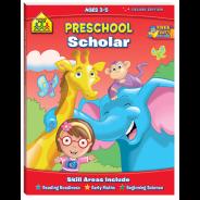 Preschool Scholar Book