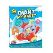 School Zone Giant Alphabet Workbook