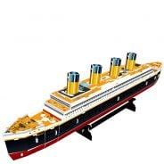 Titanic 3D Puzzle (35pcs)
