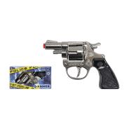 8 SHOT POLICE REVOLVER STEEL
