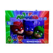 PJ Masks - 50 Piece Puzzle