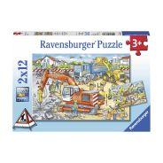 Ravensburger Puzzle Construction Site Chaos