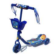 Kiddies 3 Wheel Scooter Blue