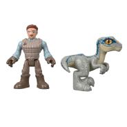 Jurassic World Dinosaur Figure Set Collection, Assortment