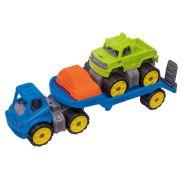 Power Workers Mini Monster Truck Set