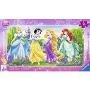 Frame Disney Princess Promenade 15 Piece Puzzle