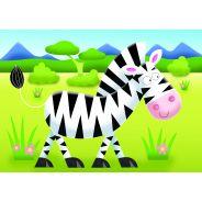 On Safari Total 14 Piece Puzzle