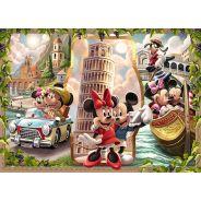 Mickey & Minnie Vacation 1000 Piece Puzzle