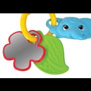 ABC Elephant Ring Rattle
