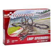 Speedzone Loop Speedway Slot Racing Set