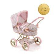 Little Diva Baby Doll Diana Pram
