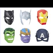 Hero Mask Assorted