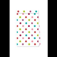 Paper Party Bags Multicolour 4pack