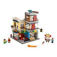 Creator Townhouse Pet Shop & Café (31097)