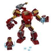 Marvel Avengers Iron Man Mech Building Kit (76140)