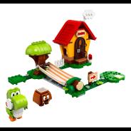 Super Mario Mario's House & Yoshi Expansion Set (71367)