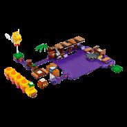 Super Mario Wiggler's Poison Swamp Expansion Set (71383)