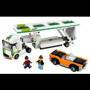 City Car Transporter - TRU Exclusive (60305)