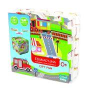 City Fun 8  Piece Foam Puzzle