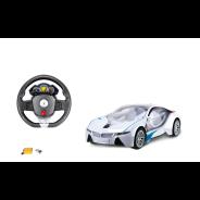 BMW I8 STEERING WHEEL REMOTE CONTROL CAR