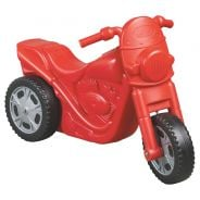 Scooter Red