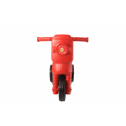 Jumbo Colour Handle Scooter  Red