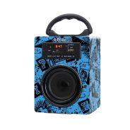 Punk Bluetooth Speaker Blue (PBS334)