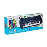 37 Keys Keyboard Black