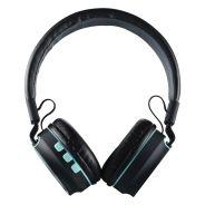 Pro Fusion Series Bluetooth Headphone Black & Blue