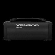Volkano Mamba Series Bluetooth Speaker - Black