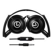 Symphony Series AUX Headphones Black