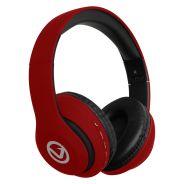 Impulse Series Bluetooth Wireless Headphones Red