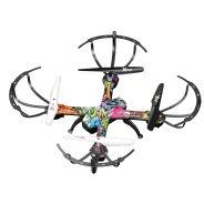 Raptor Graffiti Drone