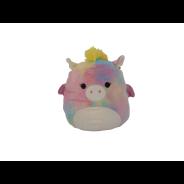 Tie Dyed Pegasus Squishmallows 30cm