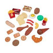 24 Piece Fast Food Set