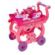 Tea Set Cart