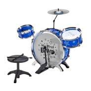 Rockstarz Drum Set Blue