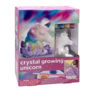 3D Crystal Growing Unicorn