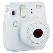 Mini 9 Smokey White Camera & Film Bundle