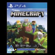 PS4 - Minecraft Bedrock