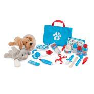 Examine And Treat Pet Vet Play Set