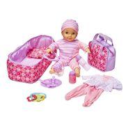 40cm Baby Doll Deluxe Set