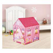 Pink Garden House Play Tent