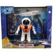 Shark Week Deep Sea Diver