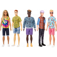 Ken Fashionistas Doll Assortment