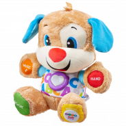 Laugh & Learn Smart Stages Puppy - ​Baby's favorite puppy friend who cuddles, lights up, and teaches first words, too!