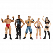 WWE Action Figure in 6-inch Scale with Articulation
