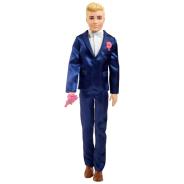 Barbie oom Doll Wearing Suit