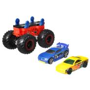 Hot Wheels Monster Truck Monster Maker Assortment of 5 Different Chassis